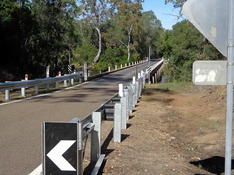 eulielah creek bridge