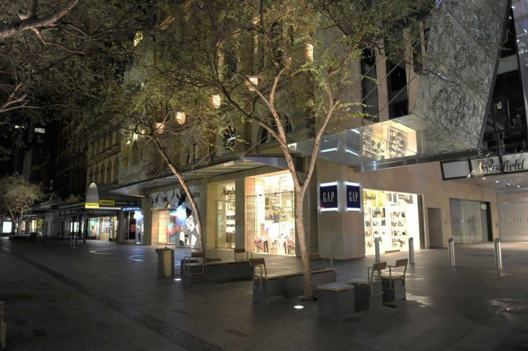 pitt street mall reconstruction sydney