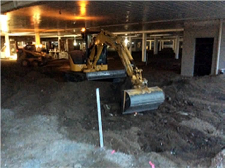 warringah mall zone 2 civil works