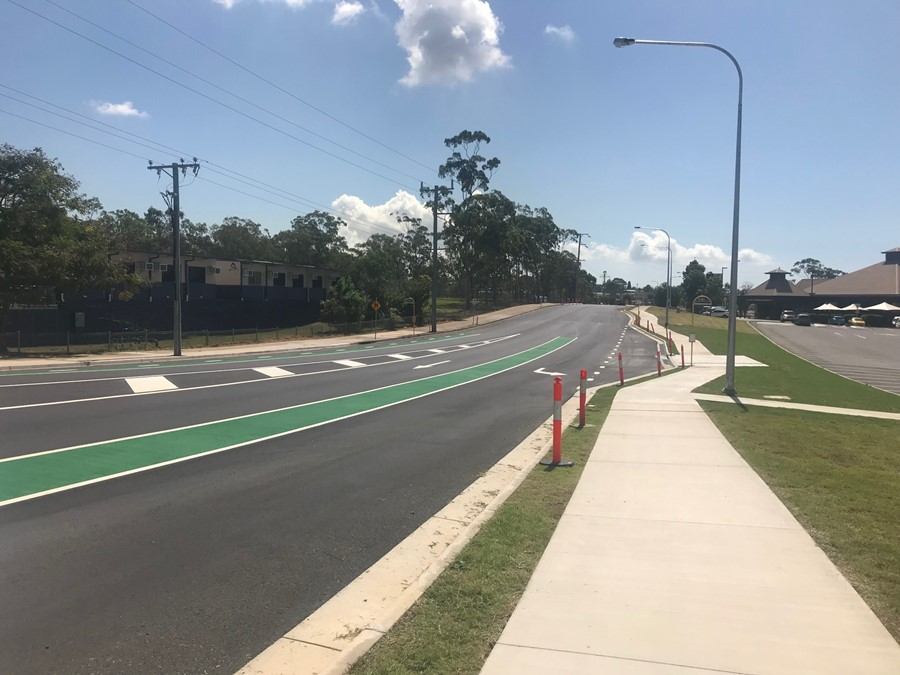 Harvey Road Upgrade Stage 1