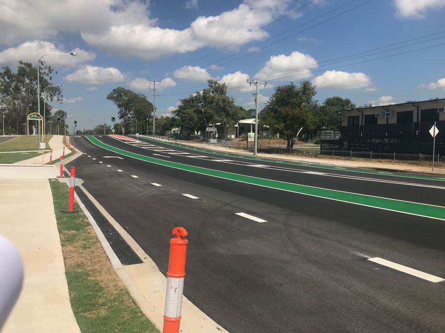 Harvey Road Upgrade Stage 1