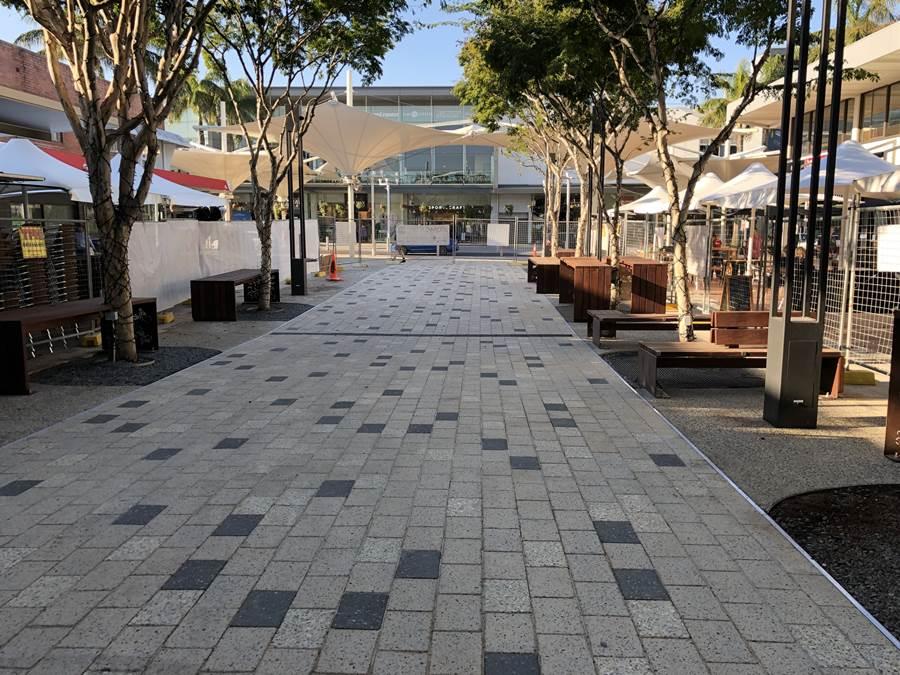 coffs harbour square CBD upgrade
