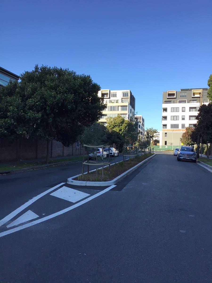 cressy street upgrade